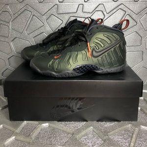 Nike Air Foamposite Pro Sequoia Green